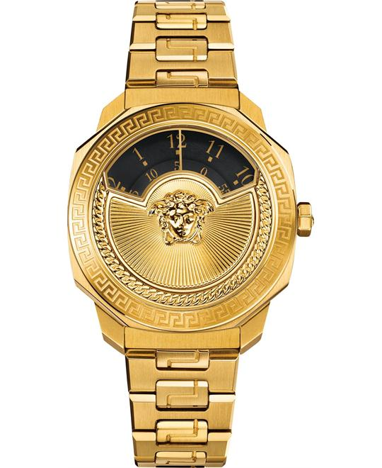 Versace Dylos Icon Swiss Quartz Watch 38mm