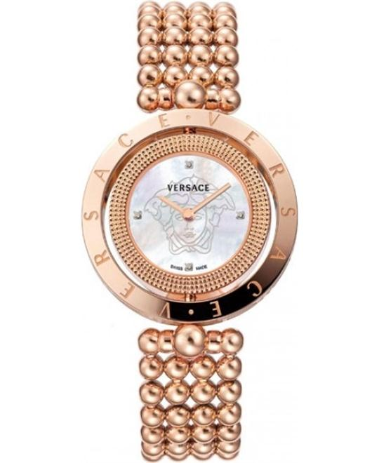 VERSACE Eon Lady White Mother of Pearl Watch 33.6mm