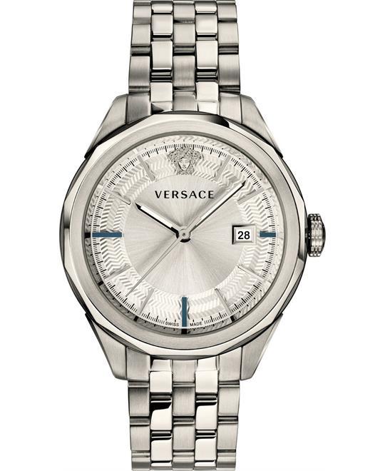 đồng hồ Versace Glaze Swiss Watch 43mm