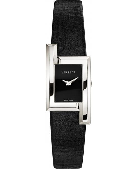 đồng hồ Versace Greca Icon Black Watch 39x21mm