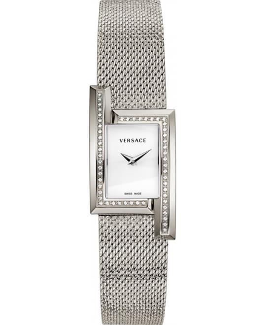 đồng hồ Versace Greca Icon Diamond Watch 39x21mm