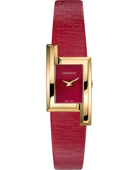 Versace Greca Icon Red Watch 39x21mm
