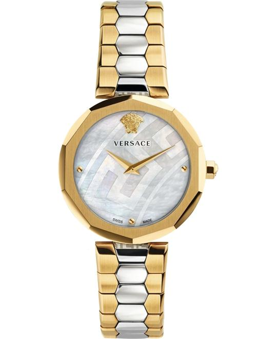 Versace Idyia TWO-TONE Ladies' Watch 36mm