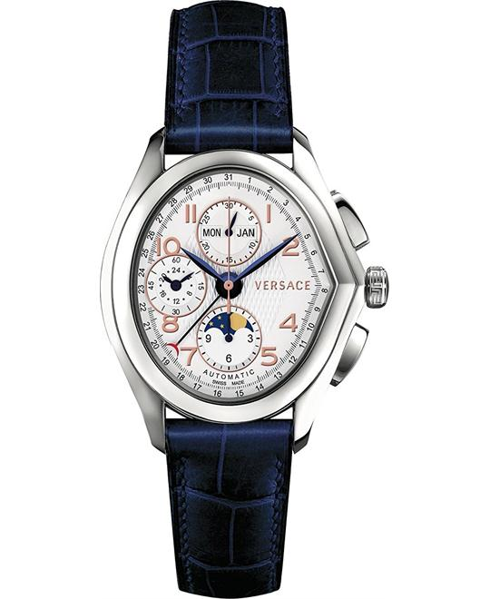 VERSACE Master Automatic Moonphase Watch 41mm