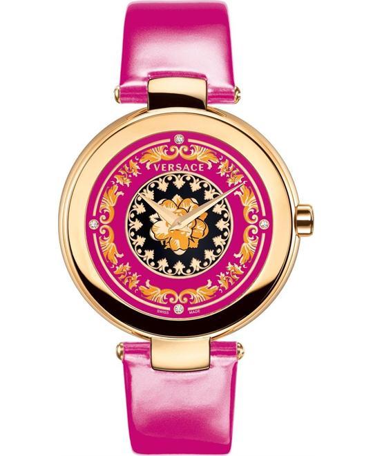 đồng hồ nữ Versace Mystique Foulard Diamond Watch 36mm