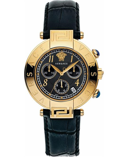 Versace Reve New  Yellow Watch 40mm