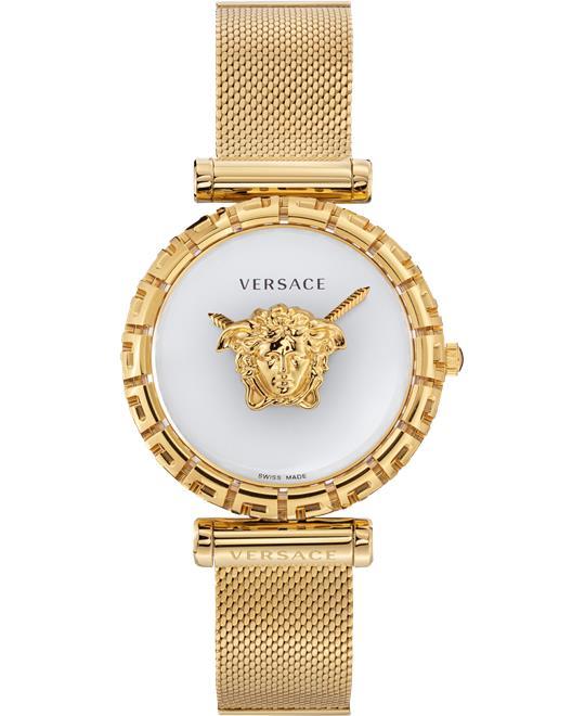 dong ho Versace Palazzo Empire Greca Watch 37mm