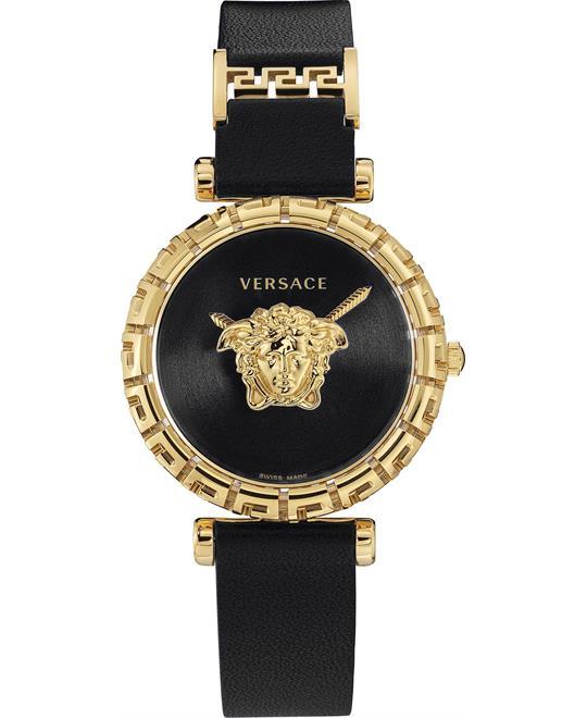 MSP: 90432 Versace Palazzo Empire Greca Watch 37mm