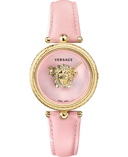 Versace Palazzo Empire Pink Watch 34mm