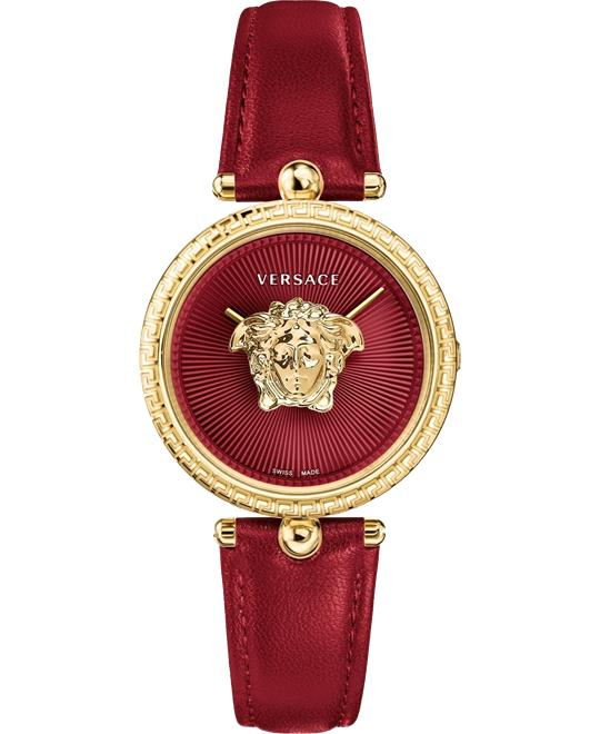 đồng hồ Versace Palazzo Empire Red Watch 34mm