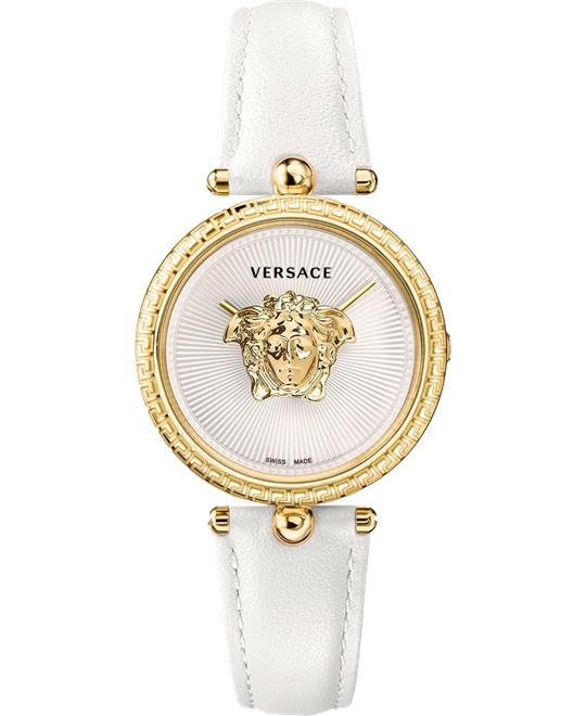 đồng hồ Versace Palazzo Empire White Watch 34mm