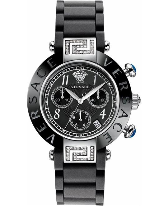 Versace Reve Chrono Ceramic Watch 40mm