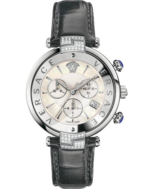 VERSACE RÊVIVE DIAMOND WATCH 41MM