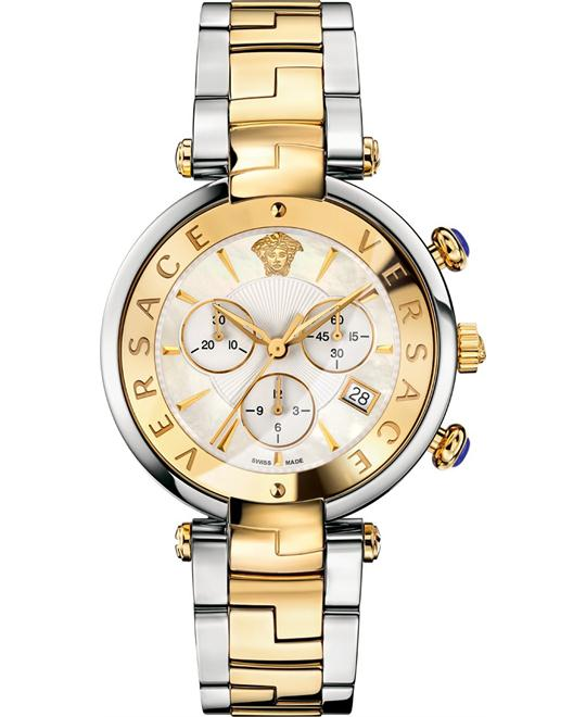 Versace Rêvive Chronograph Date Watch 41mm