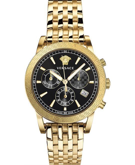 đồng hồ Versace Sport Tech Swiss Chronograph Watch 40