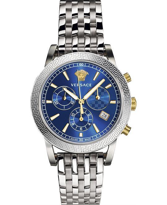 đồng hồ Versace Sport Tech Swiss Chronograph Watch 40mm