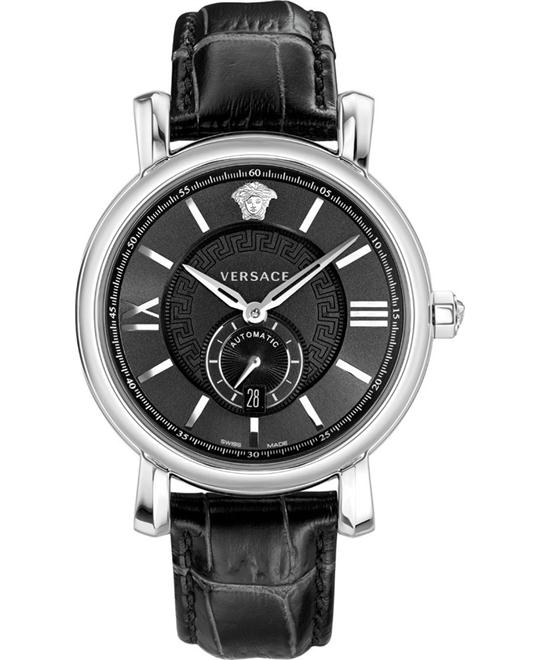 Versace URBAN GENT Automatic Watch 44mm
