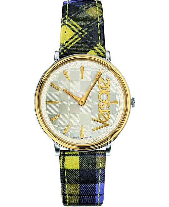 Versace V-Circle - The Clans Edition Watch 38mm
