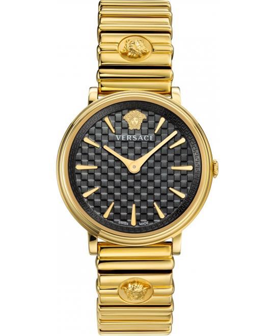 đồng hồ Versace V-Circle Logomania Edition 38mm