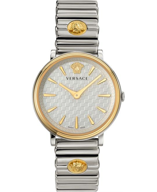 Versace V-Circle Logomania Edition 38mm