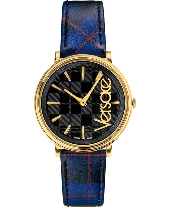 Versace V-Circle The Clans Edition Watch 38mm
