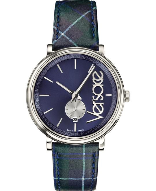 Versace V-Circle The Clans Edition Watch 42mm