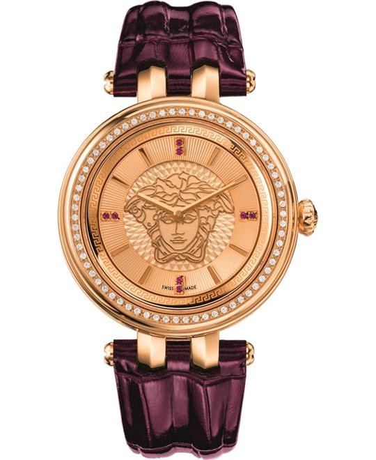 VERSACE KHAI (Medusa Head) Ladies Watch 38mm
