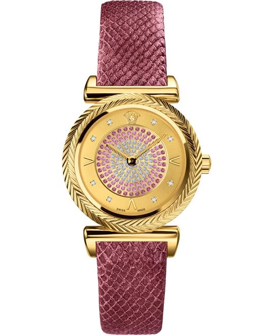 Versace V-Motif Vintage Logo Watch 35mm