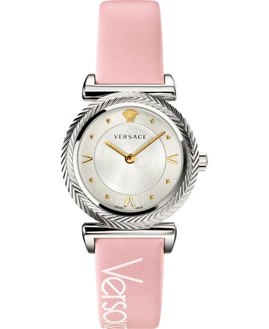 đồng hồ Versace V- Motif Vintage Logo Watch 35mm
