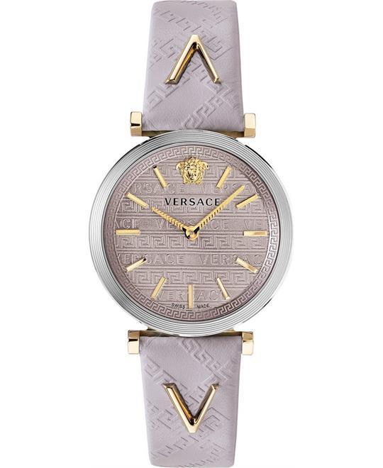 đồng hồ Versace V-Twist Pink Watch 36mm