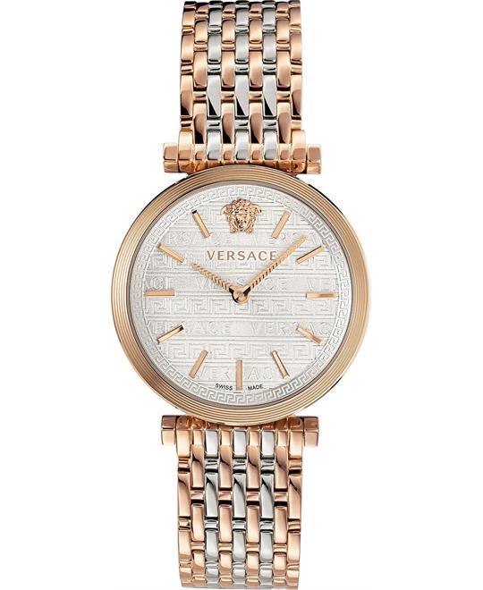 đồng hồ Versace V-Twist Swiss Watch 36mm
