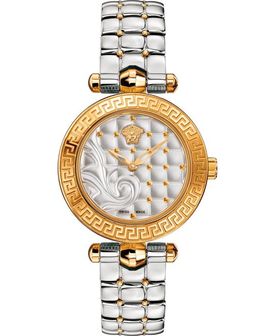 dong ho Versace Vanitas Micro Women's Watch 30mm