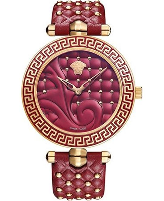 Versace Vanitas Rose Gold Watch 40mm