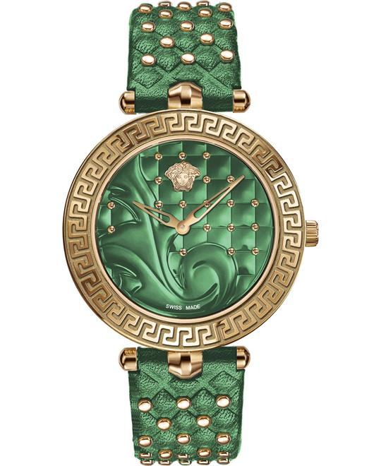 Versace VANITAS Swiss Quartz Watch 40mm