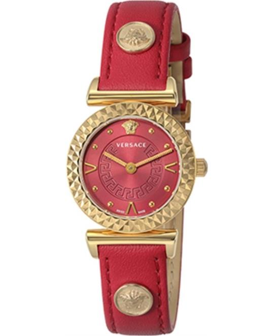Versace Vanity Mini Dress Watch 28mm