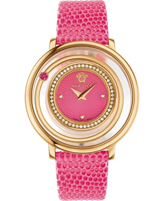 Versace Venus Diamonds Pink Watch 39mm