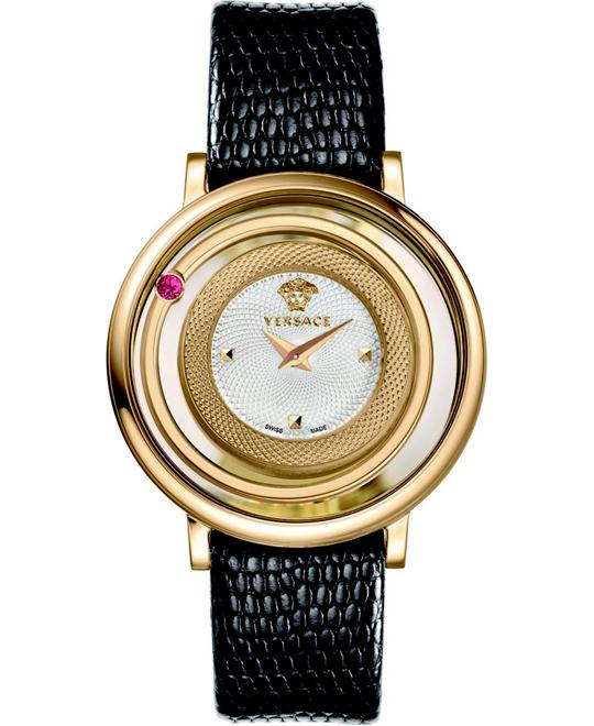 Versace Venus Gold Ion-Plated Watch 39mm