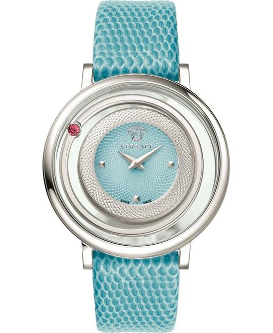 Versace Venus  Leather Casual Watch 39mm