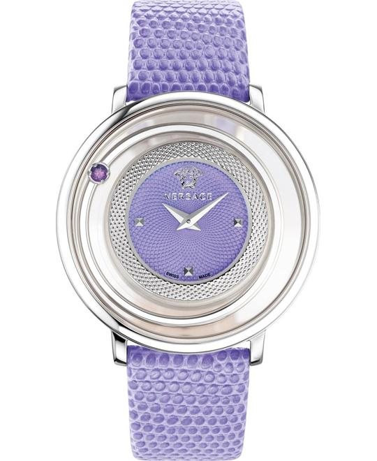 Versace Venus Purple Watch 39mm