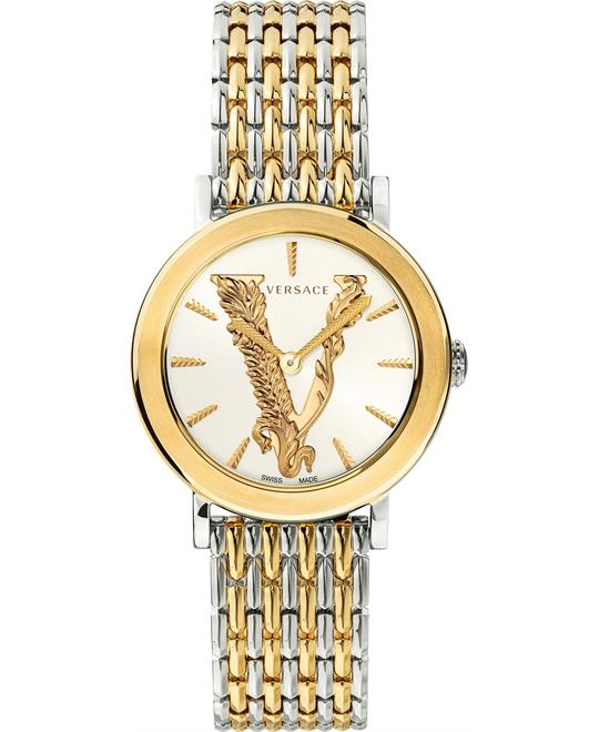 đồng hồ Versace Virtus Champagne Watch 36mm