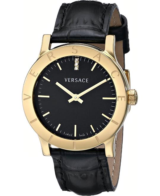 Versace Acron Diamond Women's Watch 33mm