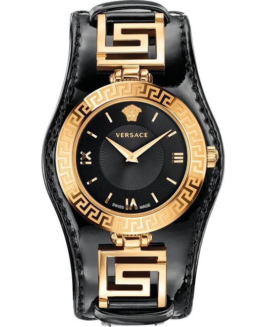 Versace V-Signature Swiss Watch 35mm