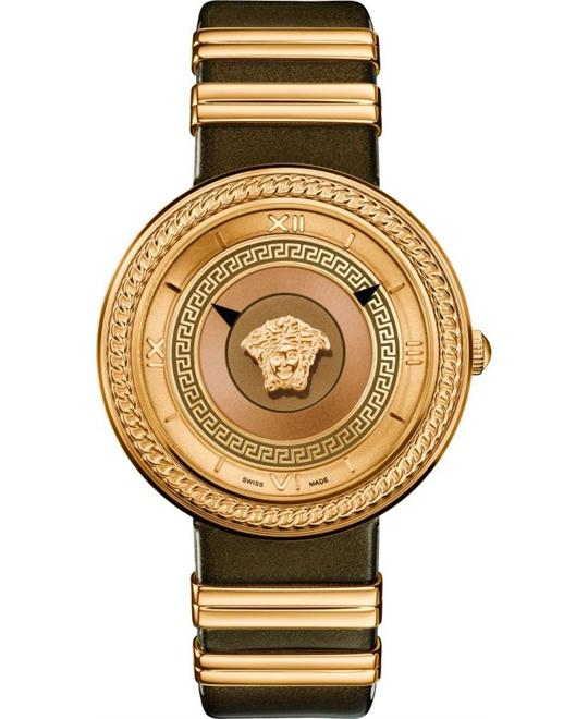Versace V-metal Icon Watch 40mm