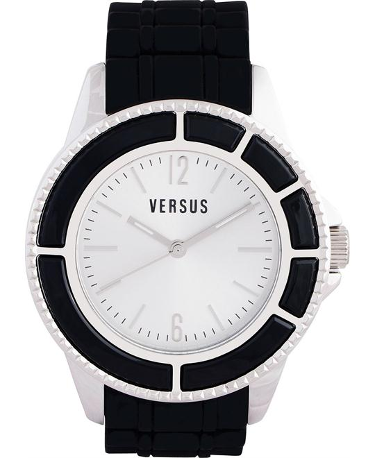 Versus by Versace Unisex Rubber Strap 42mm