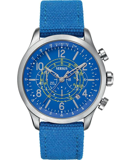 Versus by Versace Unisex Strap 44mm