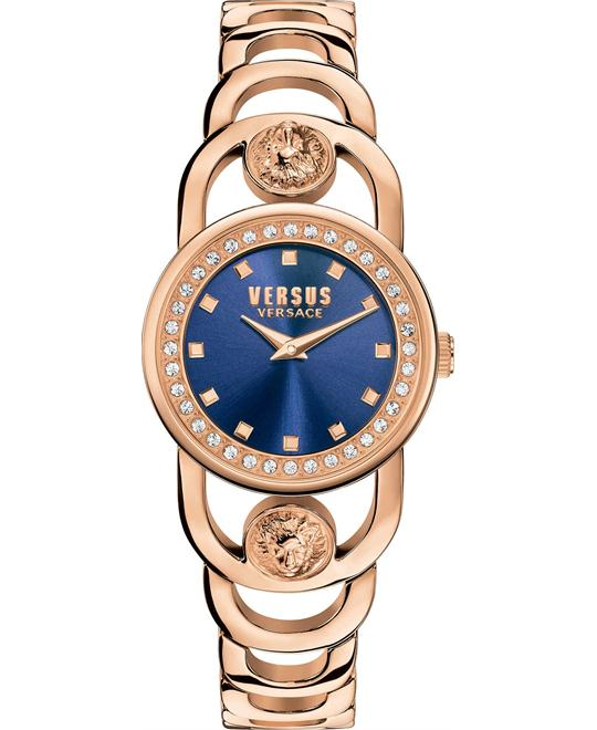 Versus By Versace V_CARNABY STREET CRYSTAL Watch 34mm