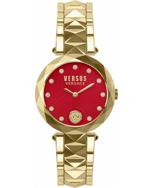 VERSUS VERSACE CONVET GARDEN WATCH 36MM
