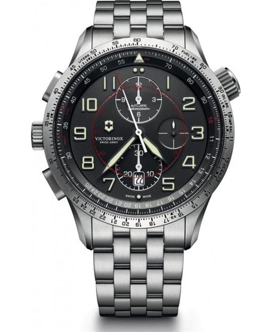 VICTORINOX Airboss Mach 9 Chronograph Automatic Watch 45mm