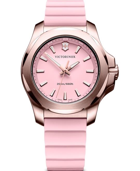 Victorinox Inox V Pink Watches 37mm