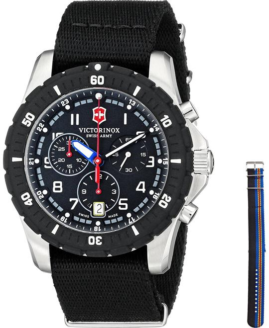 VICTORINOX Swiss Army Maverick Chronograph Watch 43mm